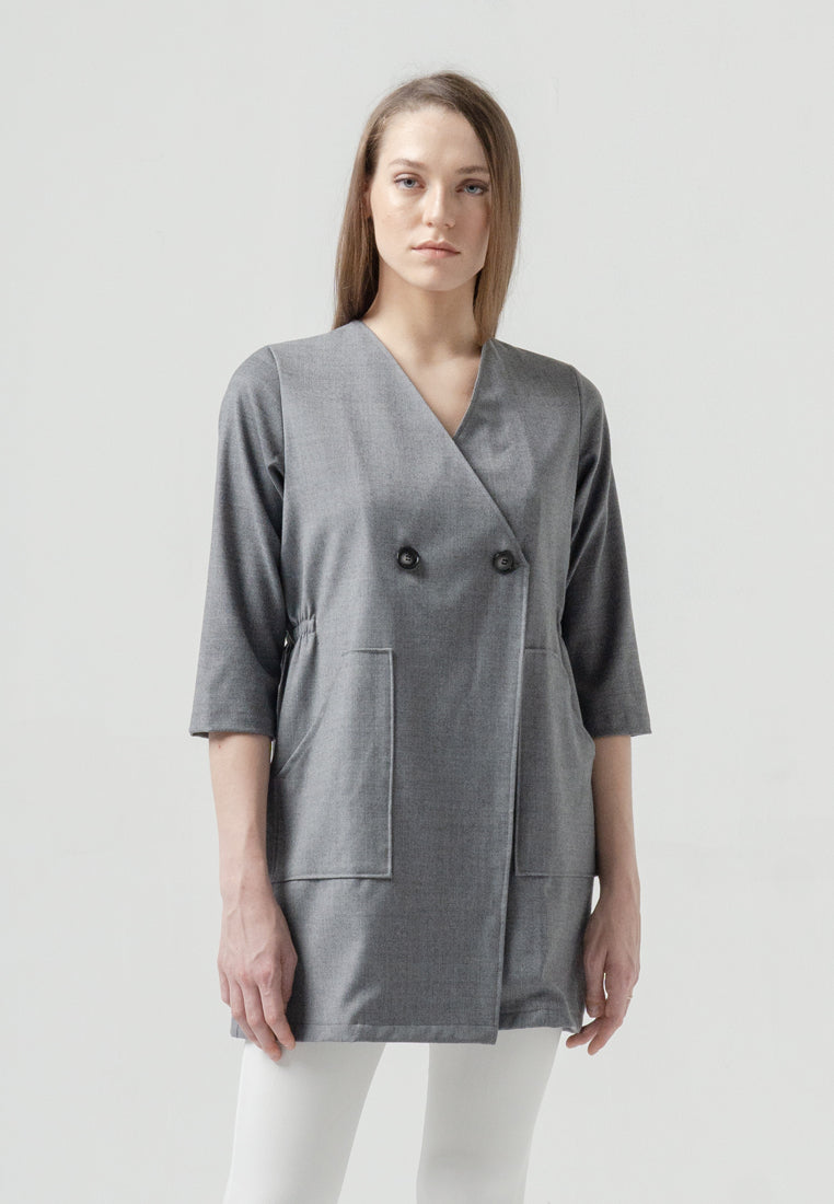 Shirlen Outer Grey
