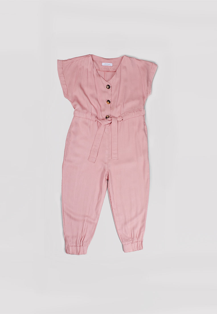 Velan Jumpsuit Dusty Pink (3-6 Days)