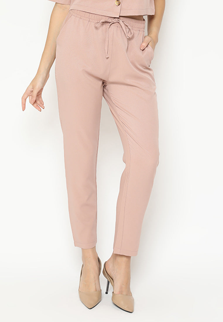 Vennita Pants Dustypink