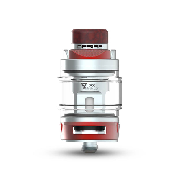 Desire Design BULLDOG SUB-OHM MESH TANK Red