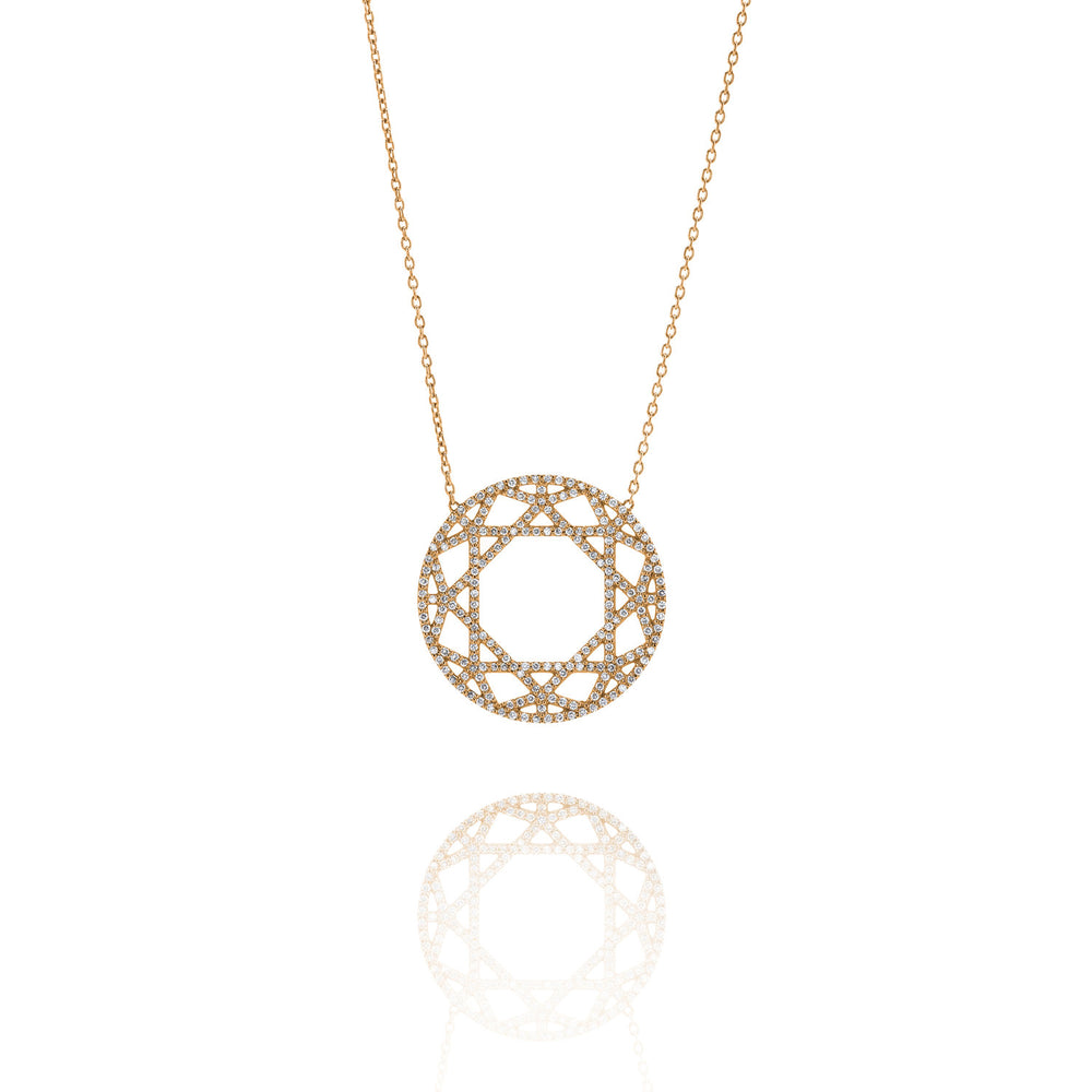 The Facet Pendant