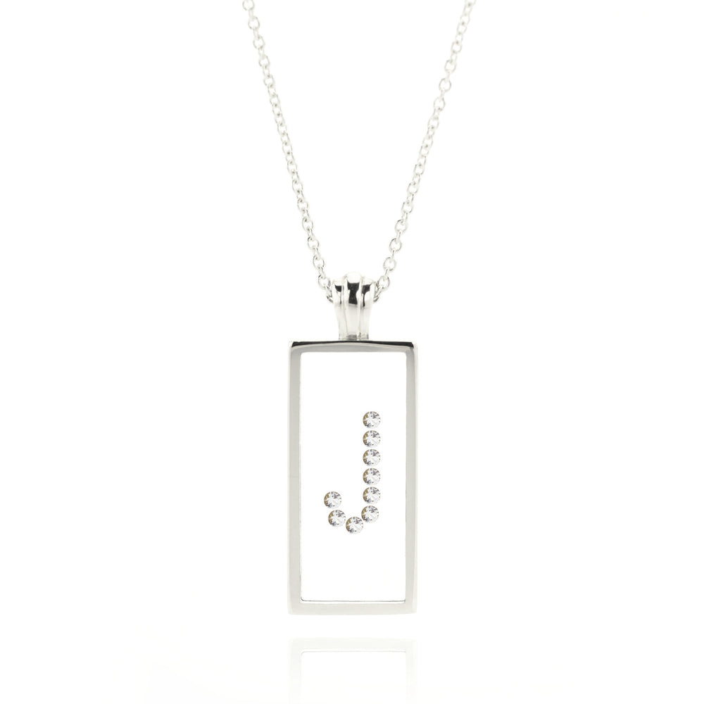 The Modern Monogram Pendant