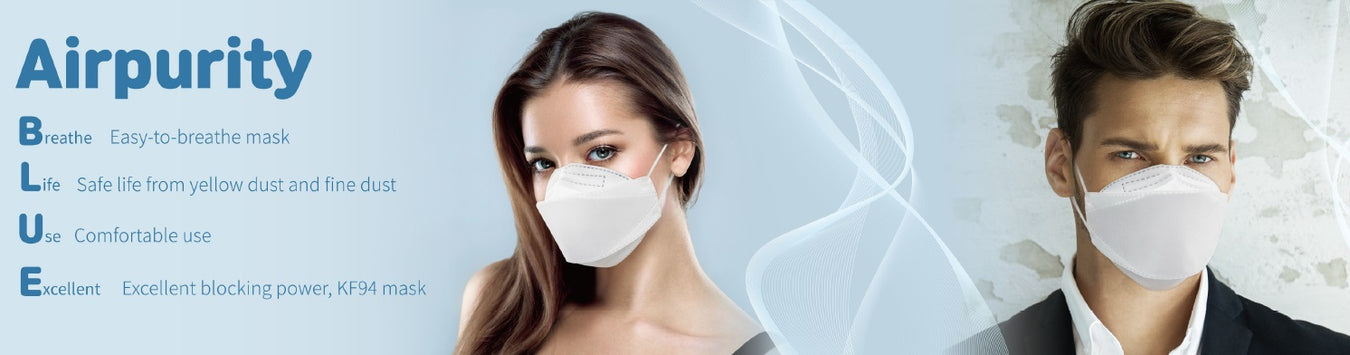 Airpurity® 3D Mask