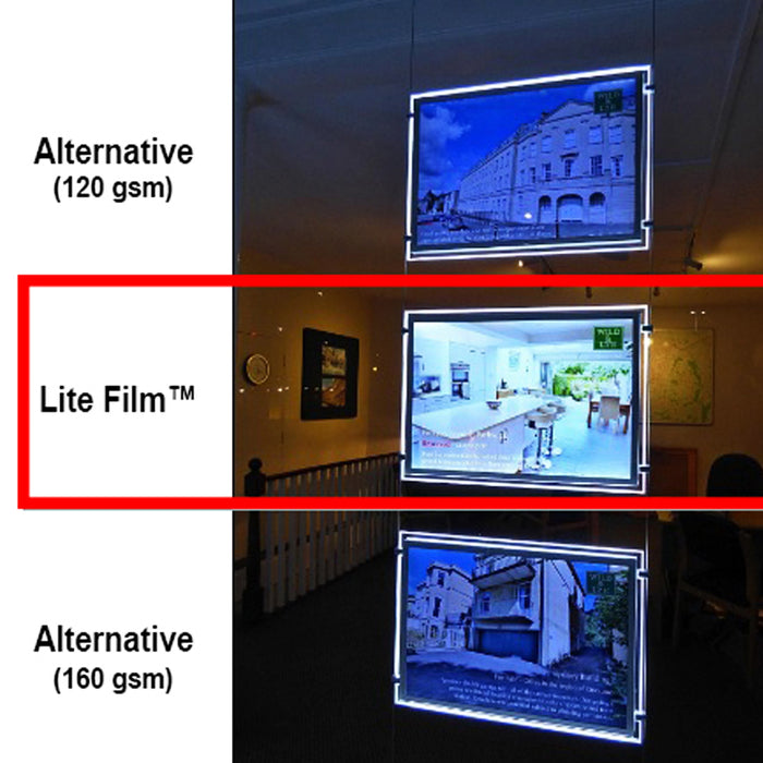 RTL49 (A4) <br> Lite Film® for LED Light Panels