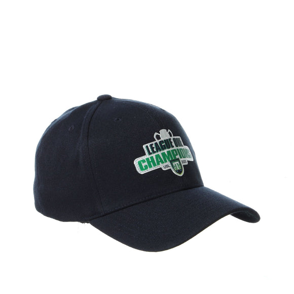 2020 USL League One Champions ZH Dark Navy Hat