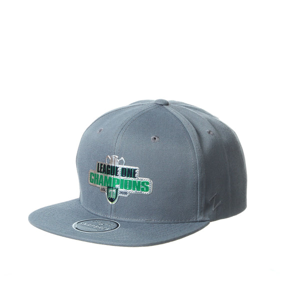 2020 USL League One Champions Z11 Flat Bill Hat