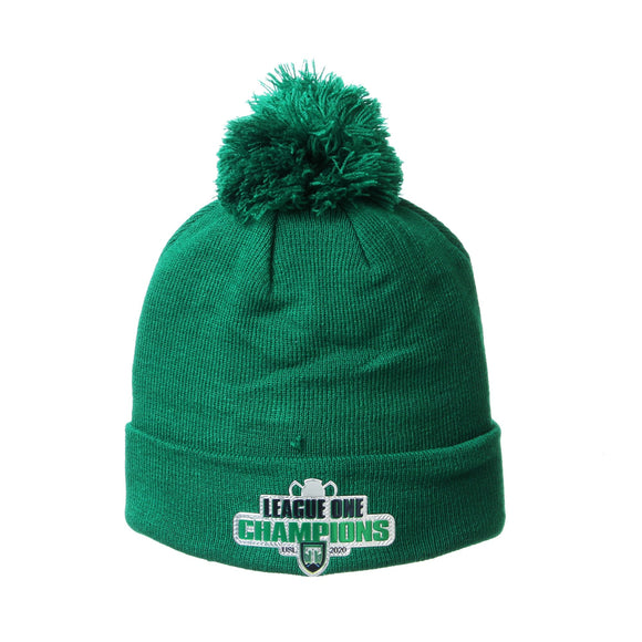 2020 USL League One Champions Pom Knit Hat