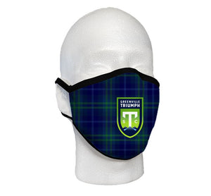 Greenville Triumph Protective Facemask