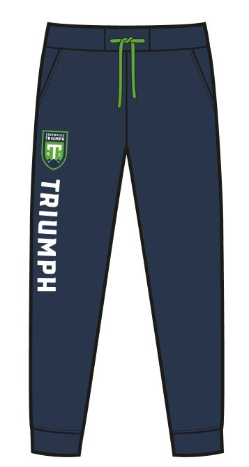 SDS Youth Navy Leisure Pants