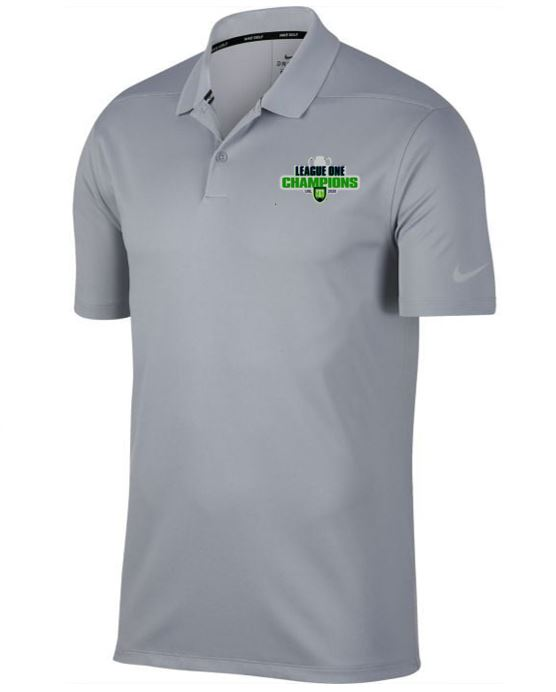 2020 USL League One Champions Nike Victory Polo