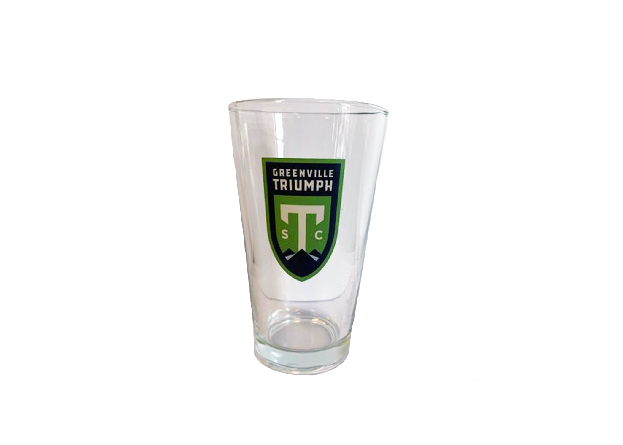 Greenville Triumph Pint Glass