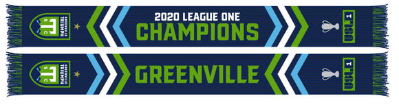 2020 USL League One Champions Summer Scarf