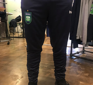 hummel Promo Football Pant with thick 3D Triumph crest