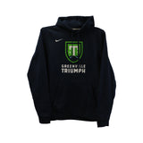 Greenville Triumph Nike Navy Club Fleece Hoodie