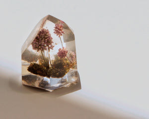 Flora Resin Crystal