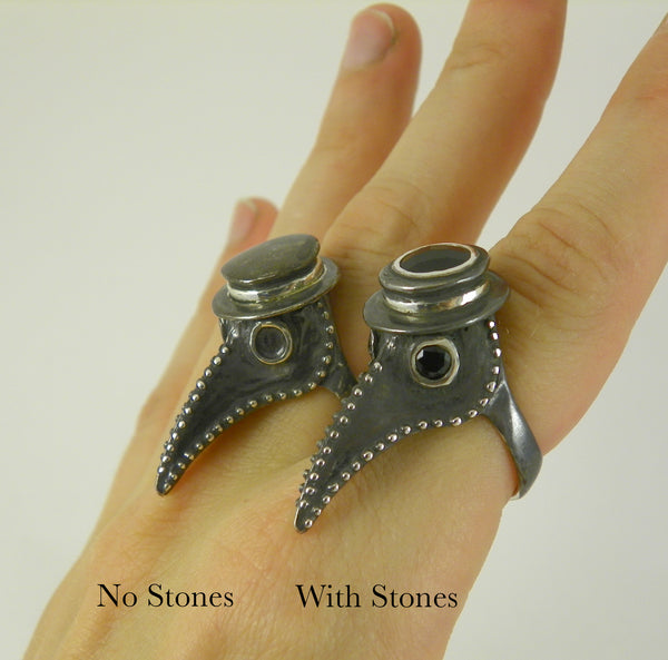 Plague Doctor Ring