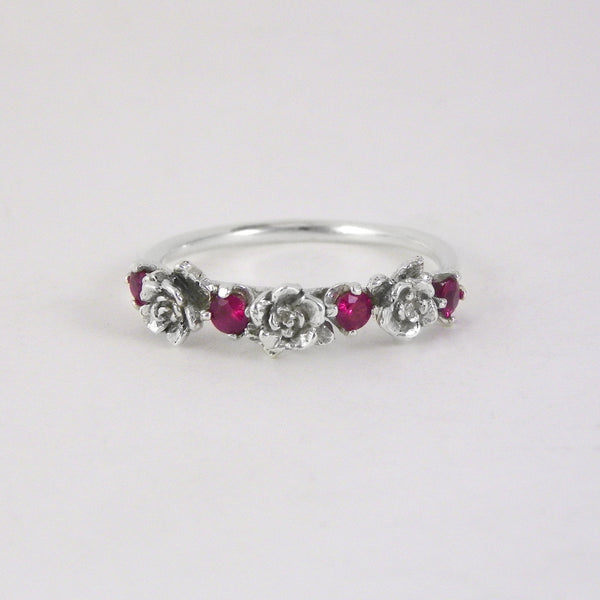 Ruby Rose Ring