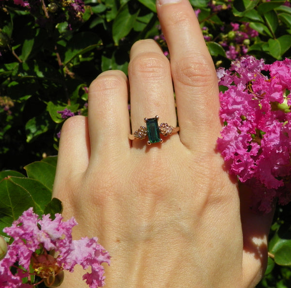 Tourmaline Ring - One Of A Kind