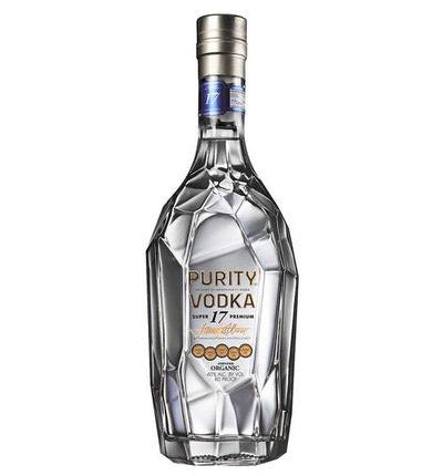 Purity vodka - the best tasting vodka in the world