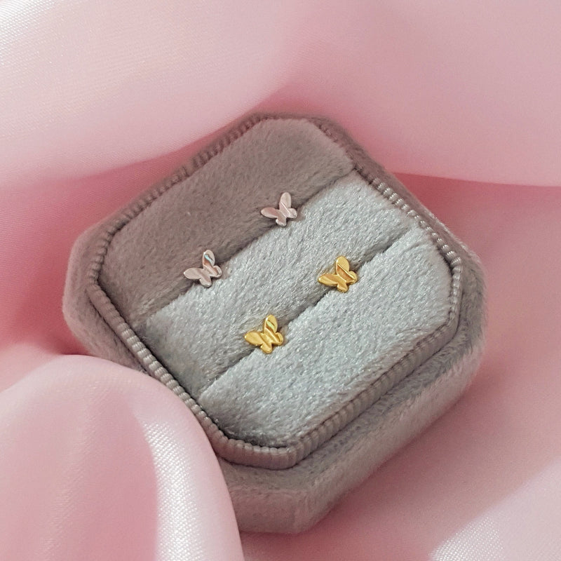 Mini Butterfly Stud