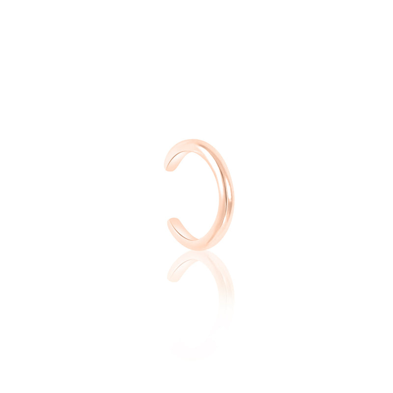 ❝IDOL❞ Slim Plain Ear Cuff