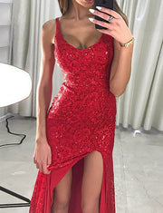 Mermaid Prom Dresses Long
