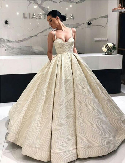 Ball Gown Prom Dresses Long