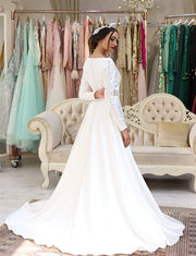 White Moroccan Caftan Wedding Kaftans