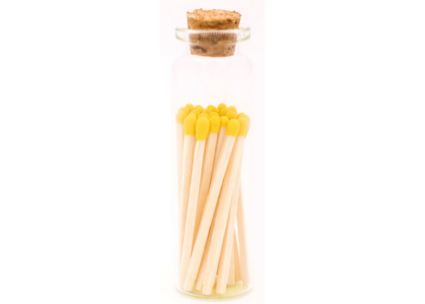 Pineapple Yellow Tip Matches 1