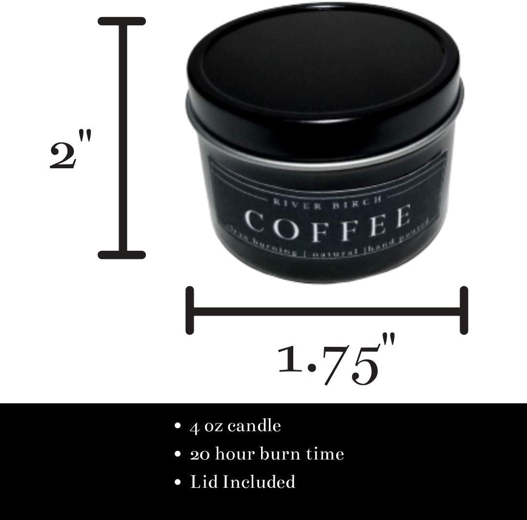 Coffee - 4 Oz Pack of 3