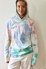 Pastel Popsicle Splash Summer Hoodie
