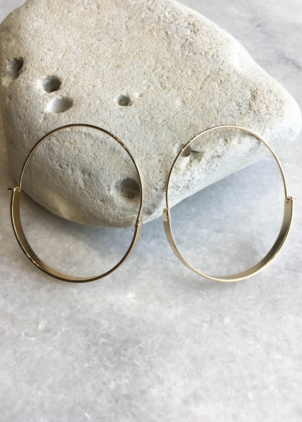 gold large hoops, gold filled cute hoops, handmade gold filled jewelry, gold filled earrings, gold filled hoops, 14k gold filled jewelry, cute accessories, accessory ideas, accessory trends, gift ideas, New arrivals, summer trends 2019