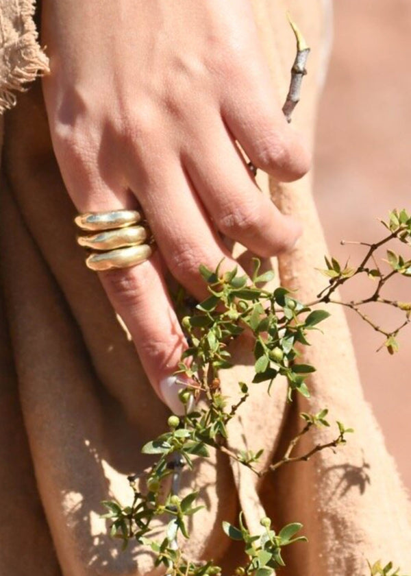 Creosote Brass Ring