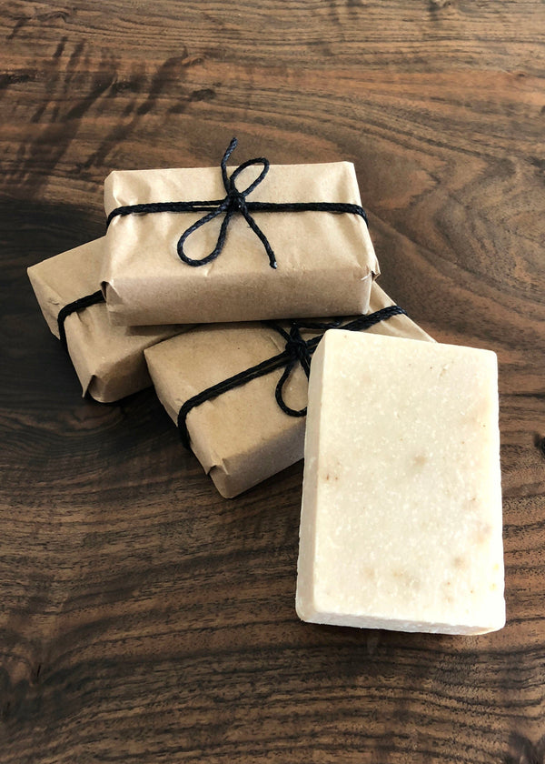 Grapefruit + Tea Tree Vegan Bar Soap
