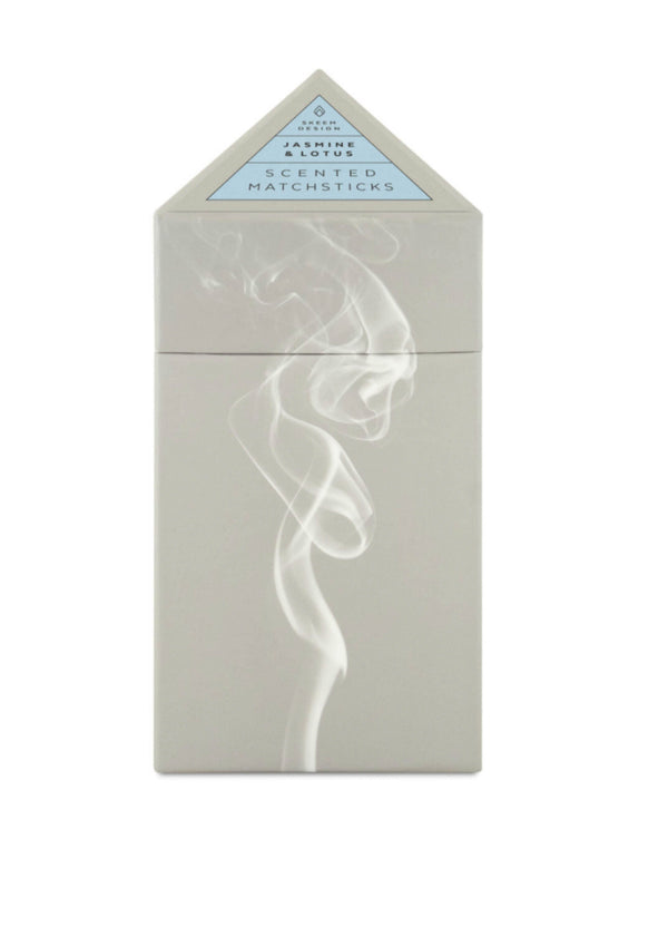 Prism Scented Matches - Jasmine + Lotus