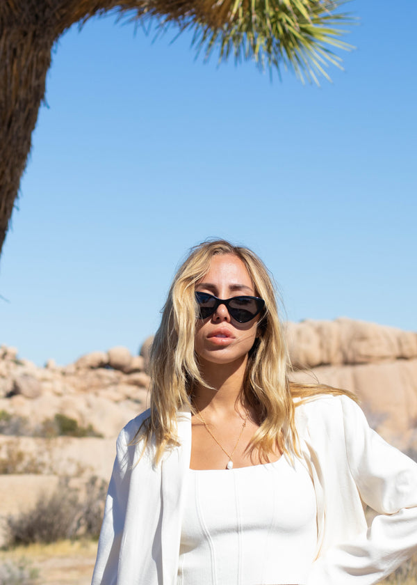 Lennox Polarized Sunnies - AMĒNAH