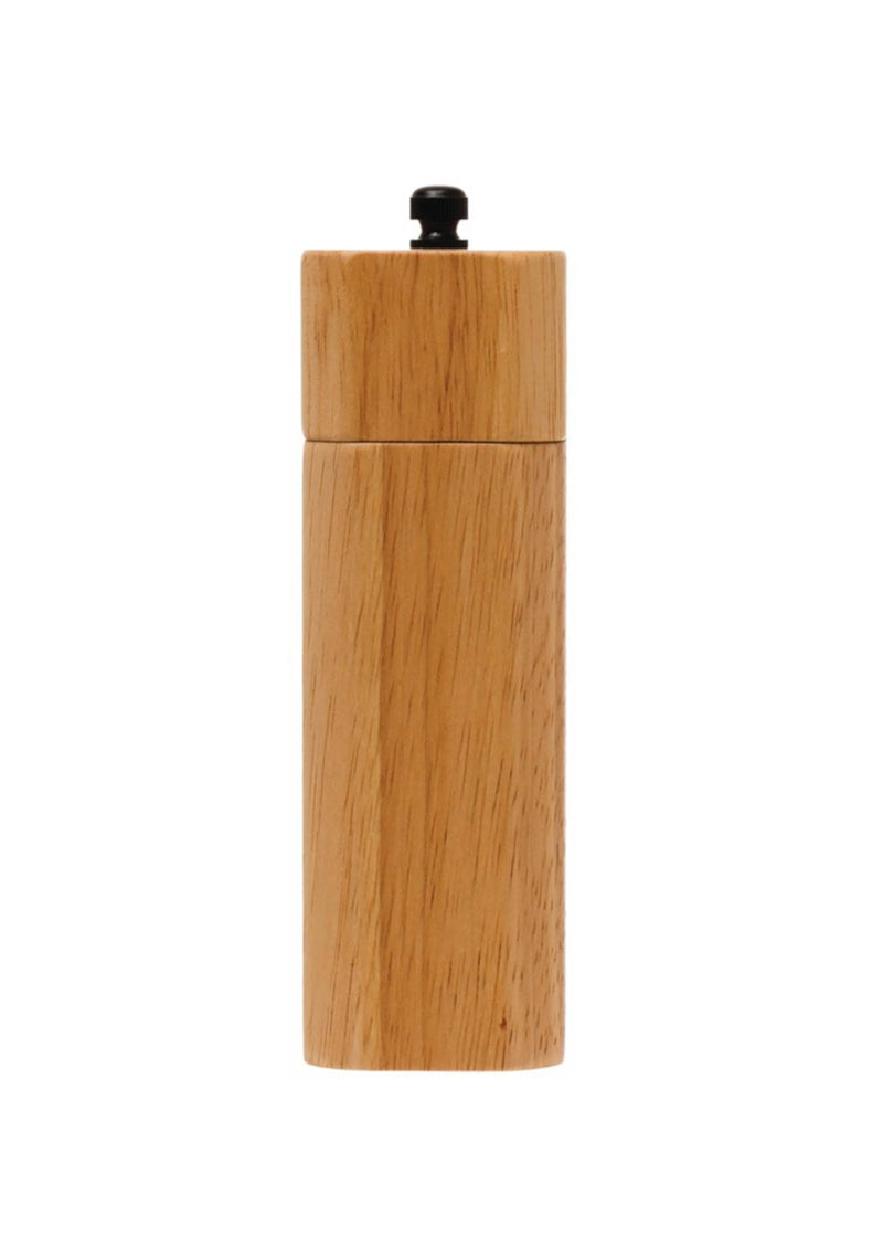 Rubber Wood Peppermill