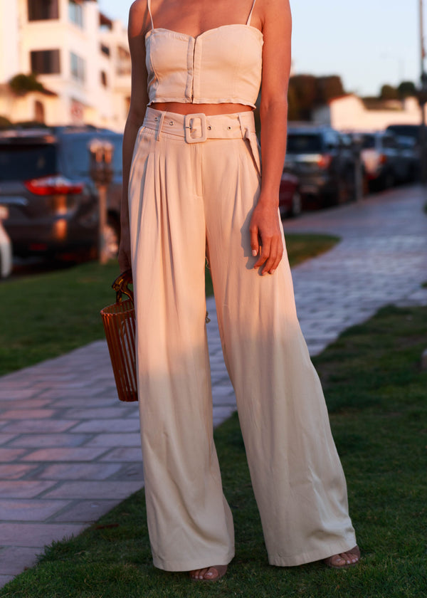 Sienna Pleated Trouser