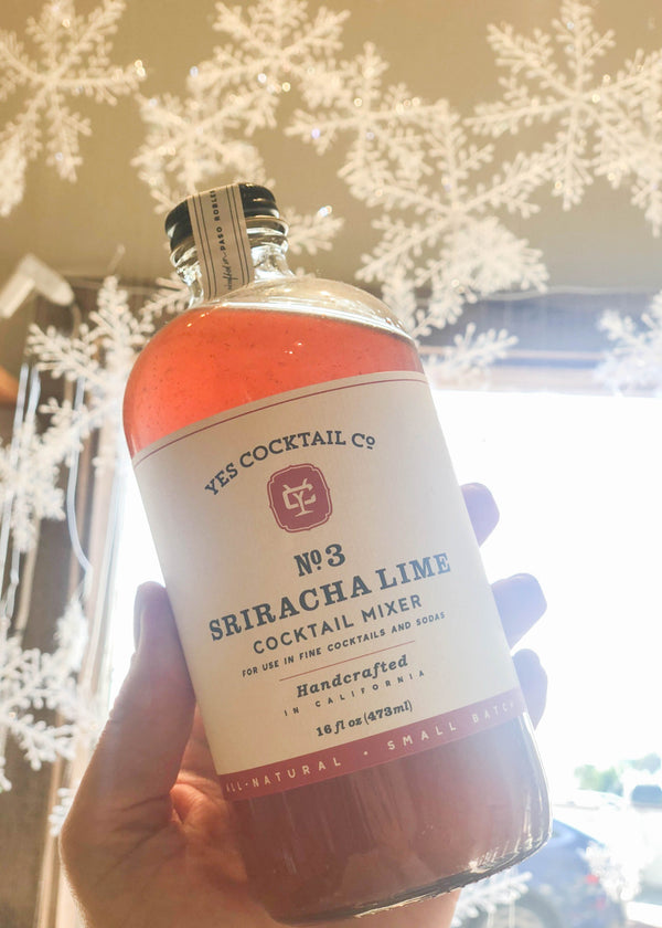 Sriracha Lime Cocktail Mixer