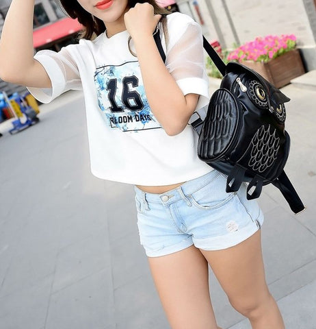 Stylish Fashion Backpack For Girls