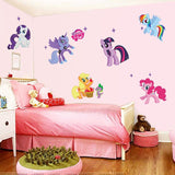 Lovely Cartoon Wall Stickers for Kids Rooms Nursery Baby Room