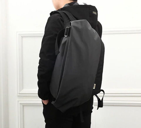 Waterproof Backpack With USB Charger For Men