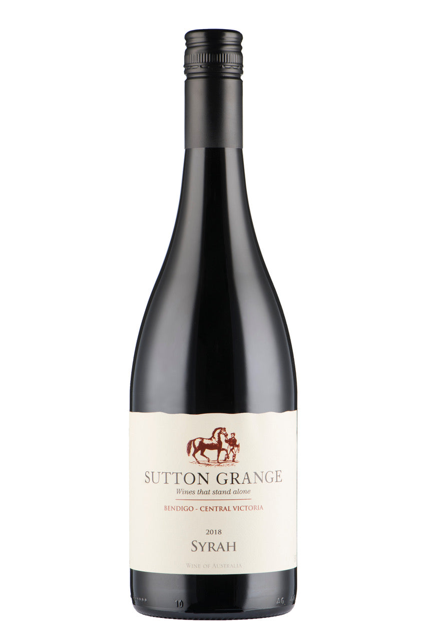 2018 Sutton Grange Estate Syrah