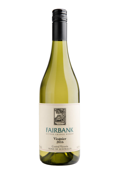 2016 Fairbank Viognier