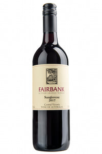 2018 Fairbank Sangiovese