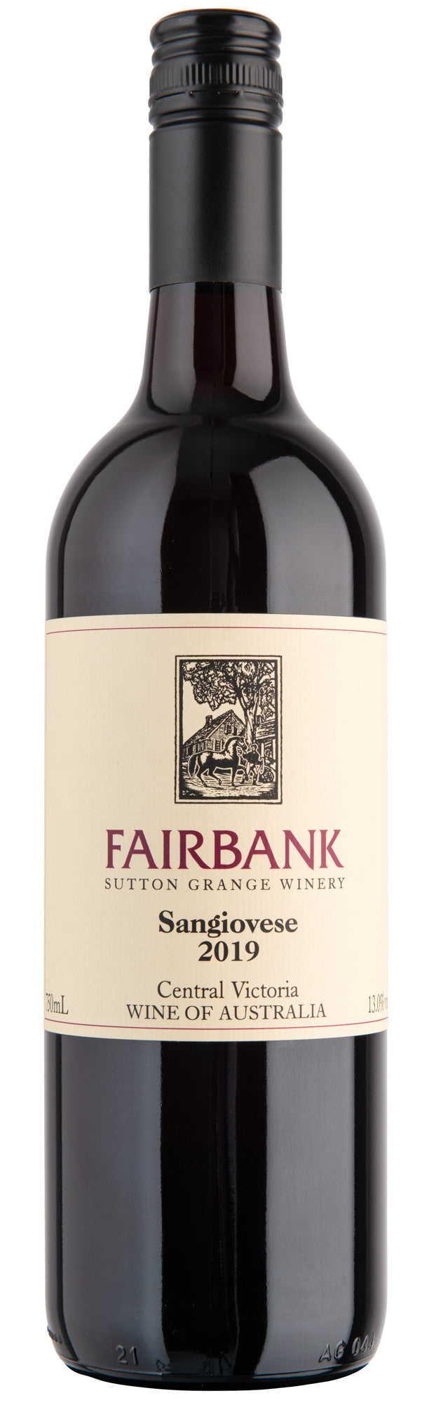 2019 Fairbank Sangiovese