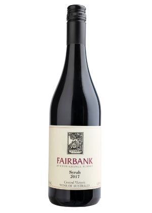 2017 Fairbank Syrah
