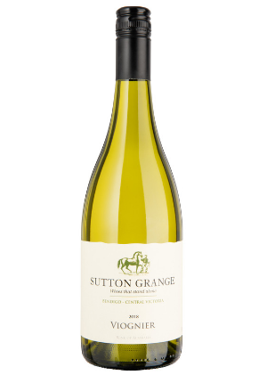 2018 Sutton Grange Estate Viognier