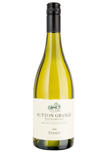 2018 Sutton Grange Estate Fiano