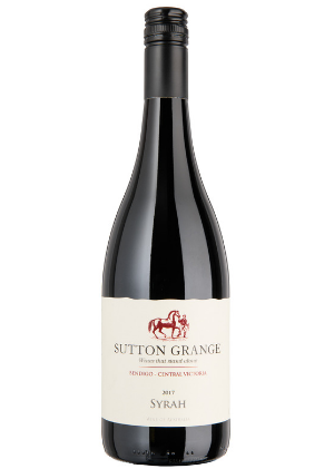 2017 Sutton Grange Estate Syrah